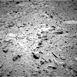 Nasa's Mars rover Curiosity acquired this image using its Right Navigation Camera on Sol 438, at drive 1040, site number 21