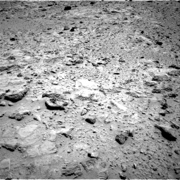 Nasa's Mars rover Curiosity acquired this image using its Right Navigation Camera on Sol 438, at drive 1046, site number 21