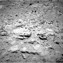 Nasa's Mars rover Curiosity acquired this image using its Right Navigation Camera on Sol 438, at drive 1052, site number 21