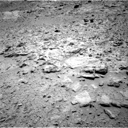 Nasa's Mars rover Curiosity acquired this image using its Right Navigation Camera on Sol 438, at drive 1058, site number 21