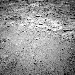 Nasa's Mars rover Curiosity acquired this image using its Right Navigation Camera on Sol 438, at drive 1118, site number 21