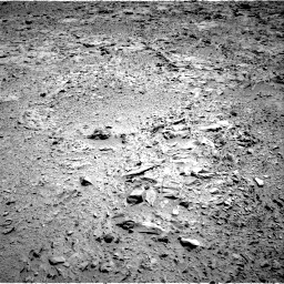 Nasa's Mars rover Curiosity acquired this image using its Right Navigation Camera on Sol 438, at drive 1142, site number 21