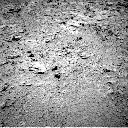 Nasa's Mars rover Curiosity acquired this image using its Right Navigation Camera on Sol 438, at drive 1190, site number 21
