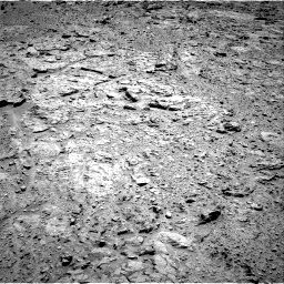 Nasa's Mars rover Curiosity acquired this image using its Right Navigation Camera on Sol 438, at drive 1208, site number 21