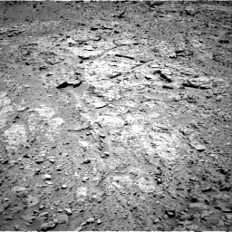 Nasa's Mars rover Curiosity acquired this image using its Right Navigation Camera on Sol 438, at drive 1214, site number 21