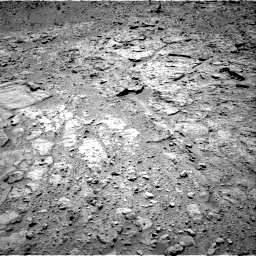 NASA's Mars rover Curiosity acquired this image using its Right Navigation Cameras (Navcams) on Sol 438