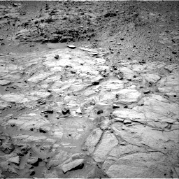 Nasa's Mars rover Curiosity acquired this image using its Right Navigation Camera on Sol 438, at drive 1268, site number 21