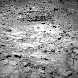 Nasa's Mars rover Curiosity acquired this image using its Right Navigation Camera on Sol 438, at drive 1274, site number 21