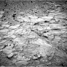 Nasa's Mars rover Curiosity acquired this image using its Right Navigation Camera on Sol 438, at drive 1304, site number 21