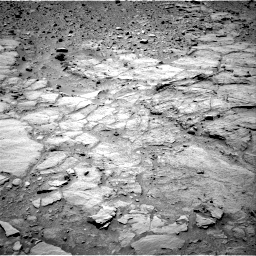 Nasa's Mars rover Curiosity acquired this image using its Right Navigation Camera on Sol 438, at drive 1310, site number 21