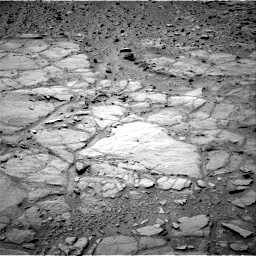 Nasa's Mars rover Curiosity acquired this image using its Right Navigation Camera on Sol 438, at drive 1322, site number 21
