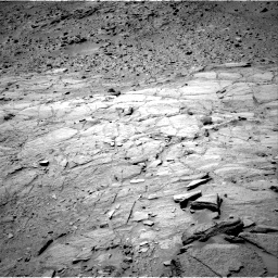 Nasa's Mars rover Curiosity acquired this image using its Right Navigation Camera on Sol 438, at drive 1352, site number 21