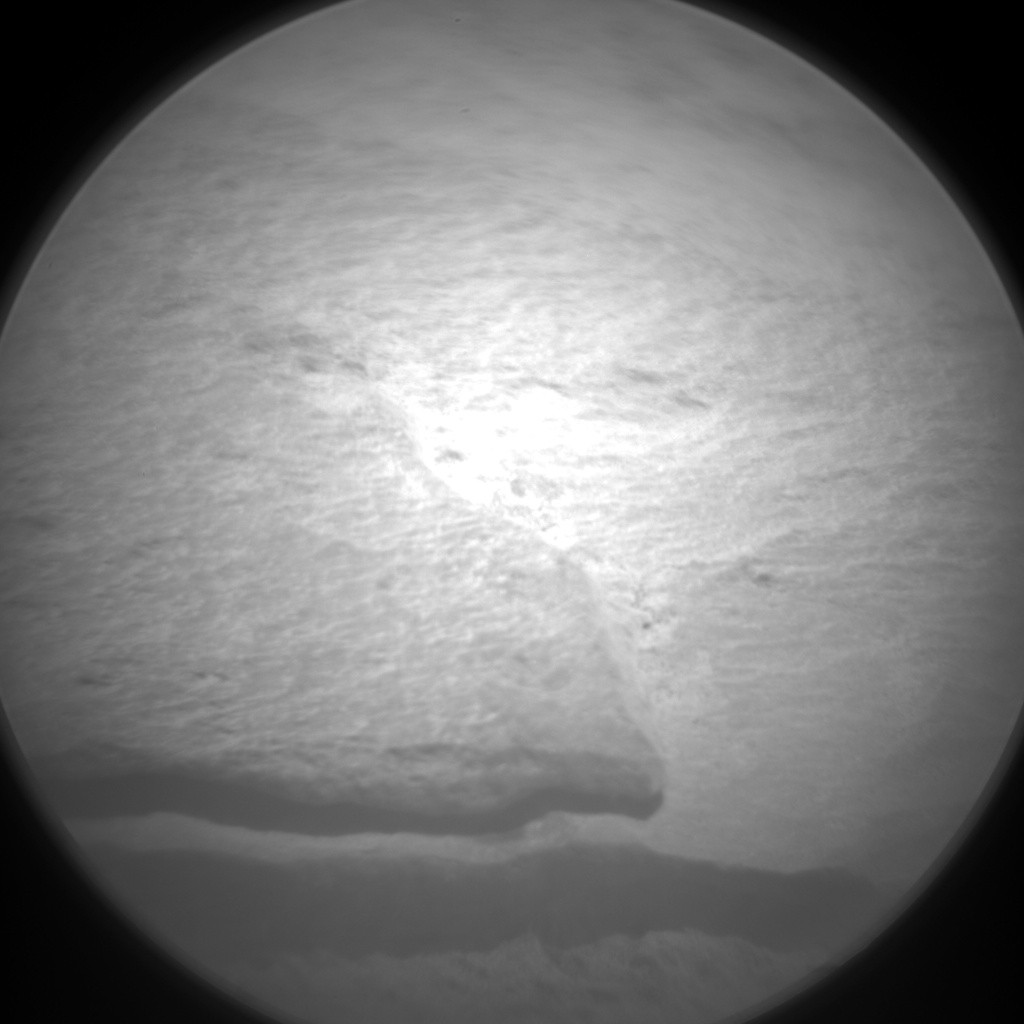 Nasa's Mars rover Curiosity acquired this image using its Chemistry & Camera (ChemCam) on Sol 439, at drive 1362, site number 21