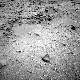 Nasa's Mars rover Curiosity acquired this image using its Left Navigation Camera on Sol 439, at drive 1422, site number 21