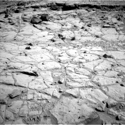 Nasa's Mars rover Curiosity acquired this image using its Left Navigation Camera on Sol 439, at drive 1524, site number 21