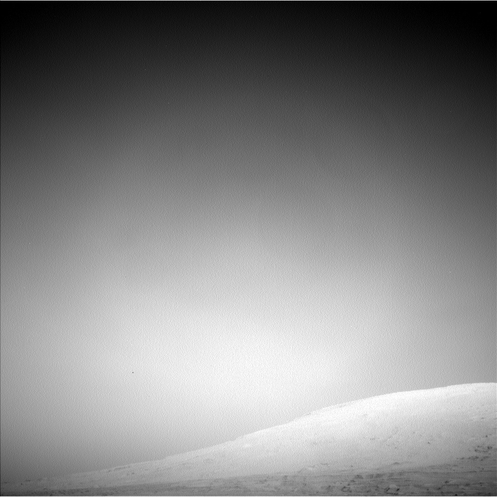 Nasa's Mars rover Curiosity acquired this image using its Left Navigation Camera on Sol 439, at drive 1572, site number 21