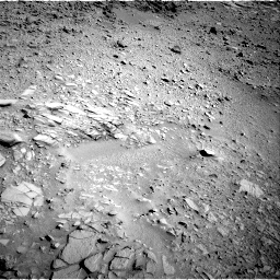 Nasa's Mars rover Curiosity acquired this image using its Right Navigation Camera on Sol 439, at drive 1386, site number 21
