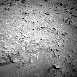 Nasa's Mars rover Curiosity acquired this image using its Right Navigation Camera on Sol 439, at drive 1398, site number 21