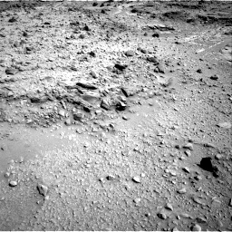 Nasa's Mars rover Curiosity acquired this image using its Right Navigation Camera on Sol 439, at drive 1440, site number 21
