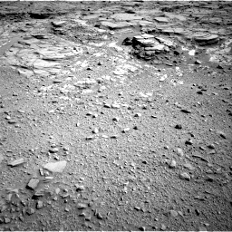 Nasa's Mars rover Curiosity acquired this image using its Right Navigation Camera on Sol 439, at drive 1464, site number 21