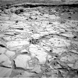 Nasa's Mars rover Curiosity acquired this image using its Right Navigation Camera on Sol 439, at drive 1506, site number 21