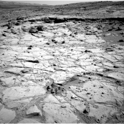 Nasa's Mars rover Curiosity acquired this image using its Right Navigation Camera on Sol 439, at drive 1512, site number 21