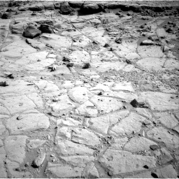 Nasa's Mars rover Curiosity acquired this image using its Right Navigation Camera on Sol 439, at drive 1536, site number 21