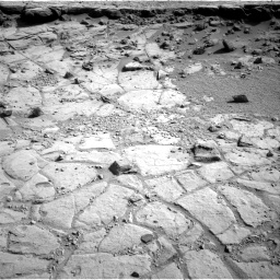 Nasa's Mars rover Curiosity acquired this image using its Right Navigation Camera on Sol 439, at drive 1548, site number 21
