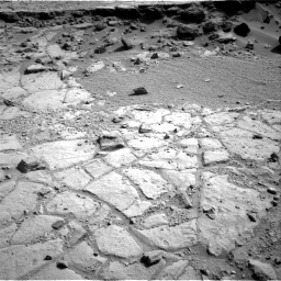 Nasa's Mars rover Curiosity acquired this image using its Right Navigation Camera on Sol 439, at drive 1554, site number 21