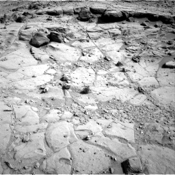 Nasa's Mars rover Curiosity acquired this image using its Right Navigation Camera on Sol 439, at drive 1566, site number 21