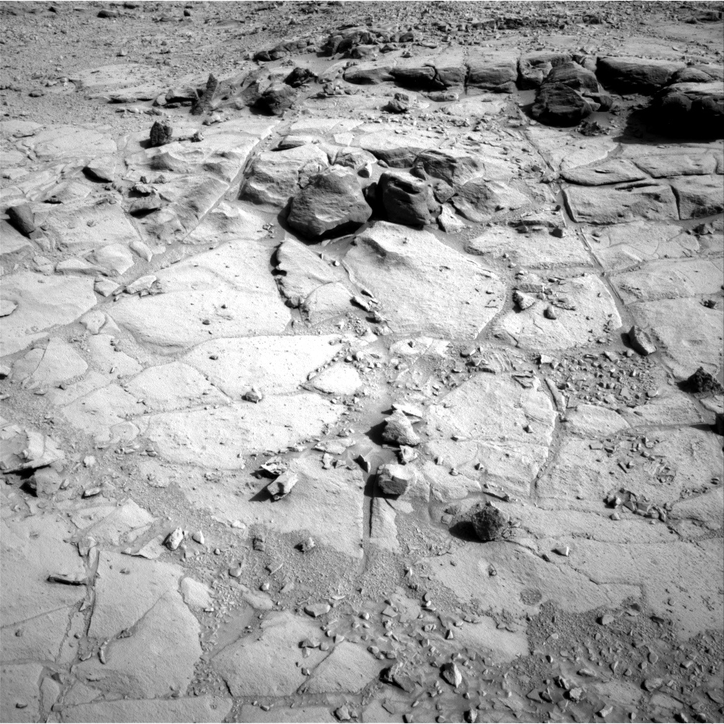 Nasa's Mars rover Curiosity acquired this image using its Right Navigation Camera on Sol 439, at drive 1572, site number 21