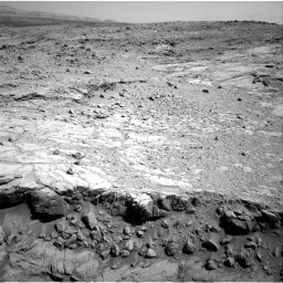 Nasa's Mars rover Curiosity acquired this image using its Right Navigation Camera on Sol 440, at drive 1608, site number 21