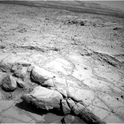Nasa's Mars rover Curiosity acquired this image using its Right Navigation Camera on Sol 440, at drive 1648, site number 21