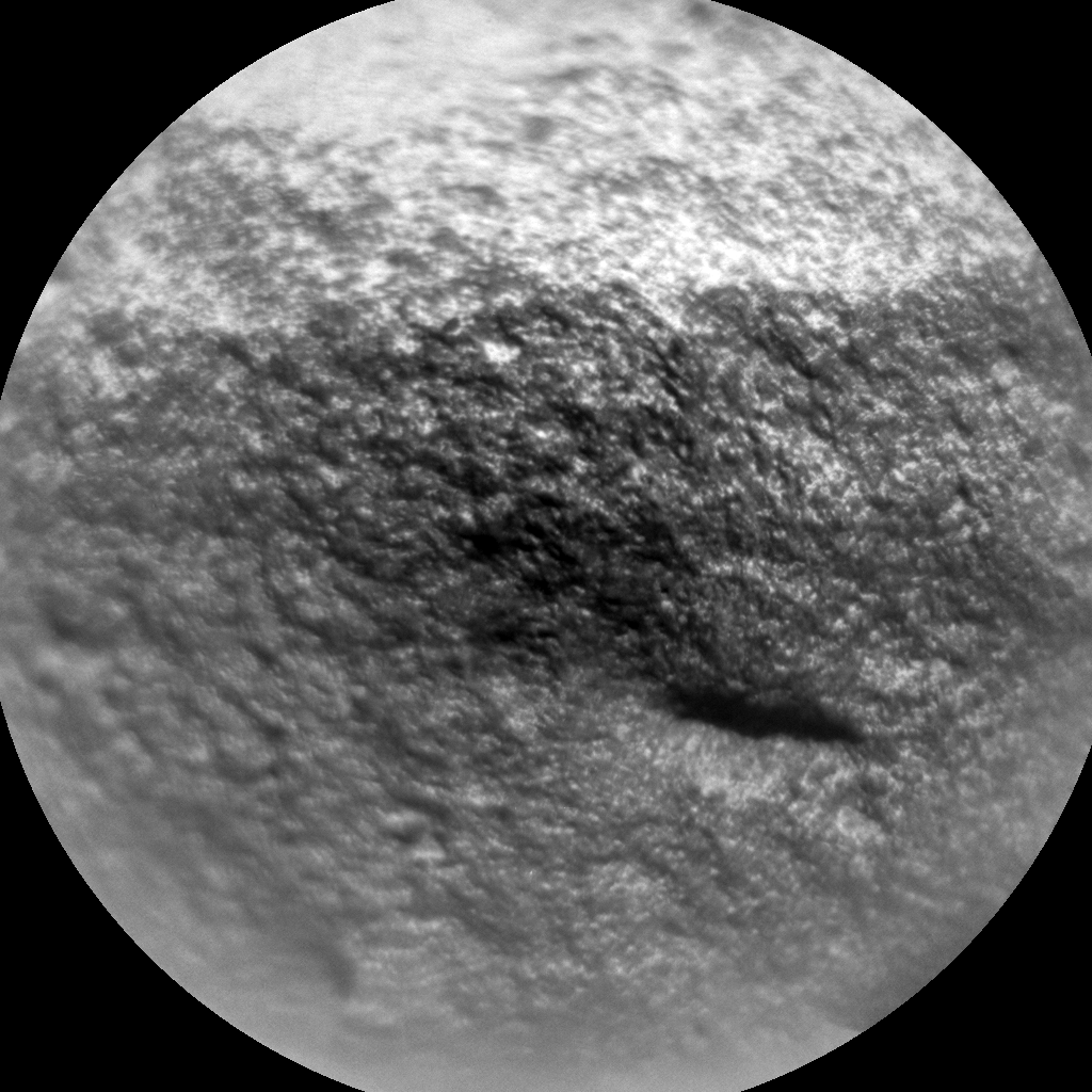 Nasa's Mars rover Curiosity acquired this image using its Chemistry & Camera (ChemCam) on Sol 441, at drive 0, site number 22