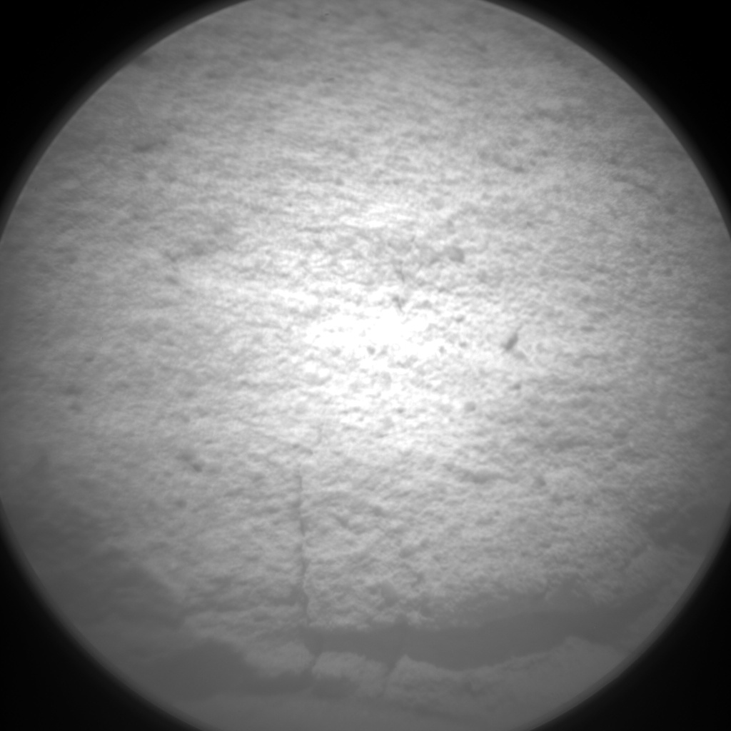 Nasa's Mars rover Curiosity acquired this image using its Chemistry & Camera (ChemCam) on Sol 453, at drive 0, site number 22