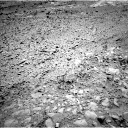 Nasa's Mars rover Curiosity acquired this image using its Left Navigation Camera on Sol 453, at drive 210, site number 22