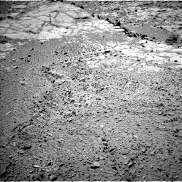 Nasa's Mars rover Curiosity acquired this image using its Left Navigation Camera on Sol 453, at drive 282, site number 22