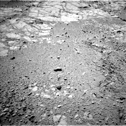 Nasa's Mars rover Curiosity acquired this image using its Left Navigation Camera on Sol 453, at drive 294, site number 22