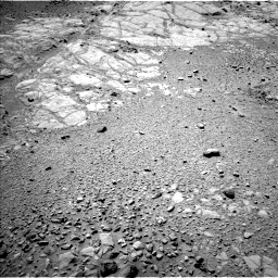 Nasa's Mars rover Curiosity acquired this image using its Left Navigation Camera on Sol 453, at drive 300, site number 22