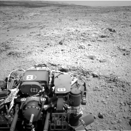 Nasa's Mars rover Curiosity acquired this image using its Left Navigation Camera on Sol 453, at drive 324, site number 22