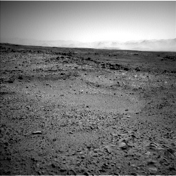 Nasa's Mars rover Curiosity acquired this image using its Left Navigation Camera on Sol 453, at drive 336, site number 22