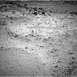 NASA's Mars rover Curiosity acquired this image using its Left Navigation Camera (Navcams) on Sol 453
