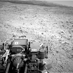 Nasa's Mars rover Curiosity acquired this image using its Left Navigation Camera on Sol 453, at drive 462, site number 22