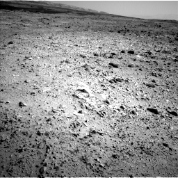 Nasa's Mars rover Curiosity acquired this image using its Left Navigation Camera on Sol 453, at drive 474, site number 22