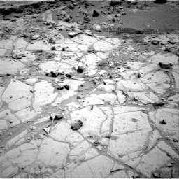 Nasa's Mars rover Curiosity acquired this image using its Right Navigation Camera on Sol 453, at drive 138, site number 22