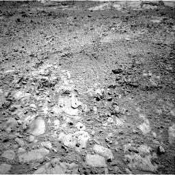 Nasa's Mars rover Curiosity acquired this image using its Right Navigation Camera on Sol 453, at drive 186, site number 22
