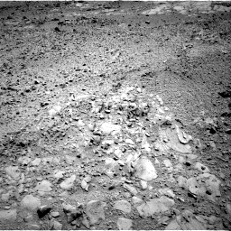 Nasa's Mars rover Curiosity acquired this image using its Right Navigation Camera on Sol 453, at drive 192, site number 22