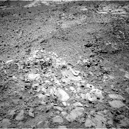 Nasa's Mars rover Curiosity acquired this image using its Right Navigation Camera on Sol 453, at drive 216, site number 22