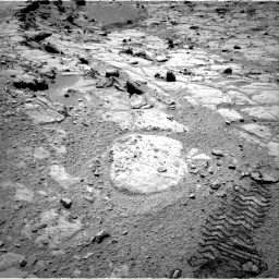 Nasa's Mars rover Curiosity acquired this image using its Right Navigation Camera on Sol 453, at drive 228, site number 22