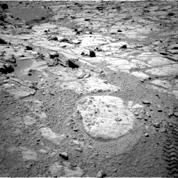 Nasa's Mars rover Curiosity acquired this image using its Right Navigation Camera on Sol 453, at drive 246, site number 22